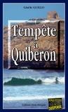 Gisèle Guillo - Tempête à Quiberon - Thriller psychologique.