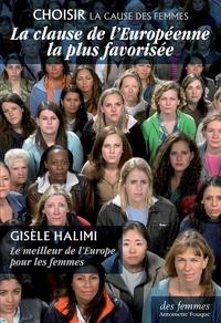 Deedr.fr La clause de l'Européenne la plus favorisée - Le meilleur de l'Europe pour les femmes Image