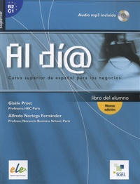 Gisèle Prost - Al dia - Libro del alumno. 1 CD audio MP3