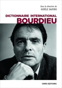 Gisèle Sapiro - Dictionnaire international Bourdieu.