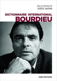 Gisèle Sapiro - Dictionnaire international Bourdieu.
