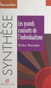Gisèle Souchon - Les grands courants de l'individualisme.