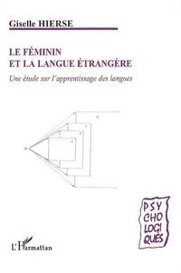 Galabria.be Le féminin et la langue étrangère - Une étude sur l'apprentissage des langues Image