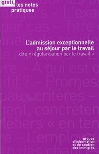 Checkpointfrance.fr L'admission exceptionnelle au séjour par le travail, dite «régularisation par le travail» Image