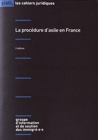 GISTI - La procédure d'asile en France.