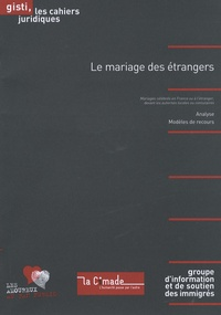 Deedr.fr Le mariage des étrangers Image