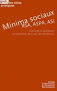 Deedr.fr Minima sociaux (RSA, ASPA, ASI) - Comment contester la condition de 5 ans de résidence Image