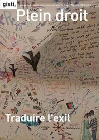 GISTI - Plein droit N° 124, mars 2020 : Traduire l'exil.