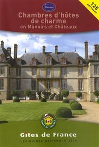 Gîtes de France - Chambres d'hôtes au château.