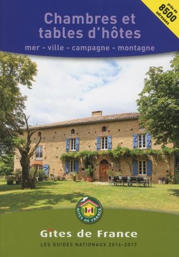 Gîtes de France - Chambres et tables d'hôtes - Mer-ville-campagne-montagne.