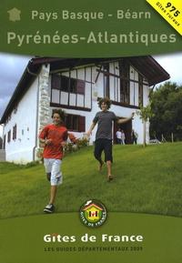 Gîtes de France - Guide des Gîtes Ruraux en Pays Basque et Béarn.