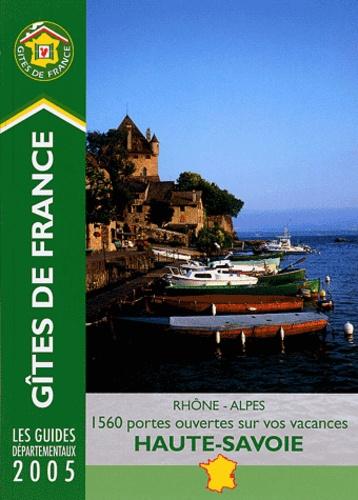 Gîtes de France - Haute-Savoie.