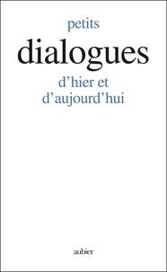 Gitta Mallasz - Petits dialogues d'hier et d'aujourd'hui.