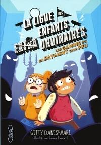 Gitty Daneshvari - La ligue des enfants ordinaires Tome 3 : Les gamins qui en savaient trop peu.