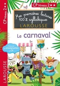 Giulia Levallois et Hélène Heffner - Le carnaval - CP Niveau 2.