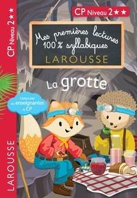 Giulia Levallois et Hélène Heffner - Premières Lectures 100 % syllabiques Larousse : La grotte.
