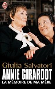 Annie Girardot - La mémoire de ma mère.pdf