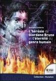 Giuliana Conforto - L'hérésie de Giordano Bruno et l'éternité du genre humain.