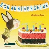 Giuliano Ferri - Bon anniversaire.