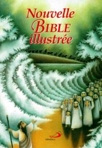 Giuliano Ferri et  Collectif - NOUVELLE BIBLE ILLUSTREE.