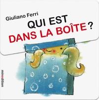 Giuliano Ferri - Qui est dans la boîte?.