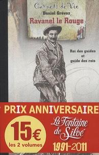 """Giuseppe Andrea Gilardi - Ravanel le Rouge, Les carnets des """"campagnes"""" d'un sculpteur de retables en Savoie à l'Age baroque - Pack 2 volumes, Carnet de Vie."""