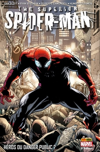 The Superior Spider-Man (2013) Deluxe T01 - 9782809471410 - 14,99 €