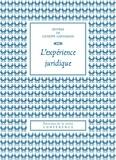 Giuseppe Capograssi - L'expérience juridique.