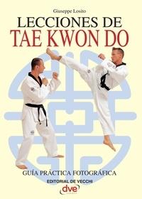 Giuseppe Losito - Lecciones de Tae Kwon Do.