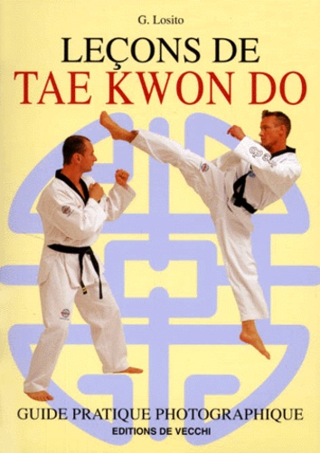 Giuseppe Losito - Leçons de Tae Kwon Do.