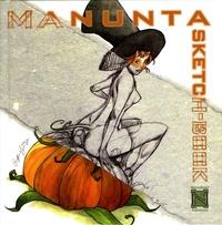 Giuseppe Manunta - Sketch-Book.