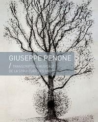 Giuseppe Penone - Transcription musicale de la structure des arbres.