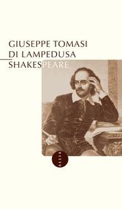 Giuseppe Tomasi di Lampedusa - Shakespeare.