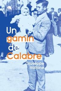 Giuseppe Vallone - Un gamin de calabre.