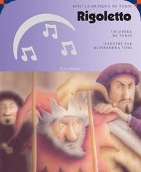Giuseppe Verdi et Victor Hugo - Rigoletto. 1 CD audio