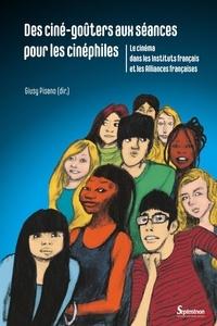 Giusy Pisano - Des ciné-goûters aux séances pour les cinéphiles - Le cinéma dans les Instituts français et les Alliances françaises.