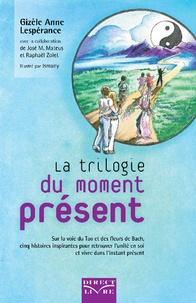 Museedechatilloncoligny.fr La trilogie du moment présent : - Sur la voie du Tao et des fleurs de Bach, cinq histoires inspirantes Image