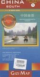 Gizi Map - China South - 1/2 000 000.