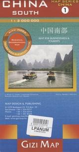 China South- 1/2 000 000 -  Gizi Map pdf epub