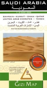 Saudi Arabia -  Gizi Map pdf epub
