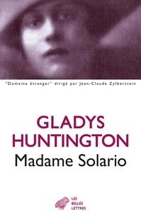 Gladys Huntington - Madame Solario.