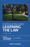 Glanville Williams et A-T-H Smith - Glanville Williams: Learning the Law.