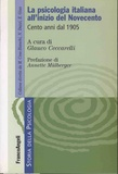 Glauco Ceccarelli - La psicologia italiana all'inizio del Novecento - Cento anni dal 1905.