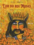 Glen Huser et Philippe Béha - L'or du roi Midas. 1 CD audio