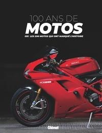 Glénat - 100 ans de motos.