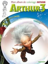 Glénat - Arthur 3 - Mon album de coloriage Arthur.