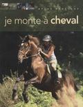 Glénat - Je monte à cheval.