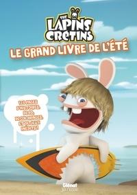 Glénat - Le grand livre de l'été The Lapins crétins.