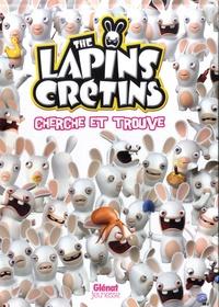 Glénat - The Lapins Crétins - Cherche et trouve.