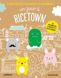 Glénat - Un jour à Ricetown - Le livre d'activités et de coloriages des Ricemonsters.